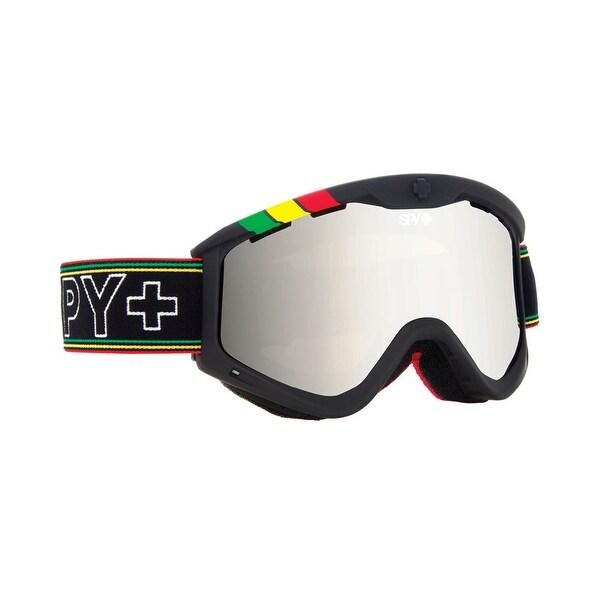 Spy Optic 310809651387 T3 Snow Ski Goggles One Love Bronze Silver Mirror - one love