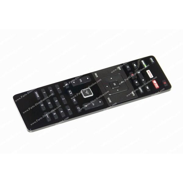 OEM Vizio Remote Control Originally Supplied With: E50C1, E50-C1, E55C1, E55-C1, E55C2, E55-C2