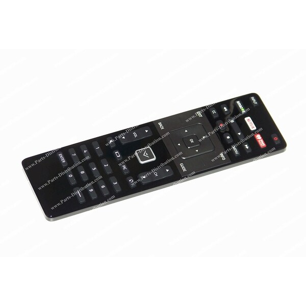 OEM Vizio Remote Control Originally Supplied With: E60C3, E60-C3, E65C3, E65-C3, E65XC2, E65X-C2