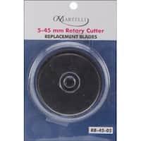 45Mm 5/Pkg - Rotary Cutter Blade Refills