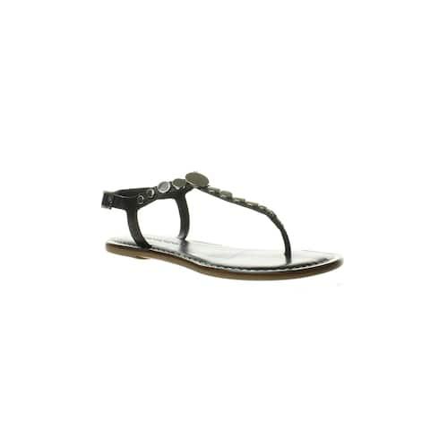 Bernardo Womens May Black Sandals Size 5