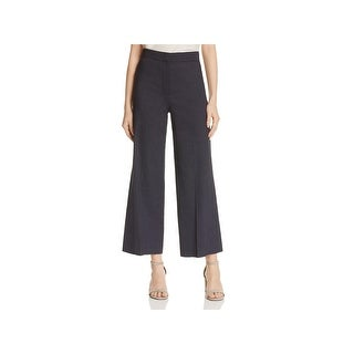 Theory Womens Dress Pants Linen Office