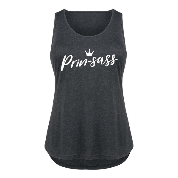 Prinsass - Ladies Plus Size Tank