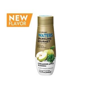 SodaStream Sparkling Gourmet-Coriander Apple Blossom Sparkling Gourmet-Coriander Apple Blossom 440ml