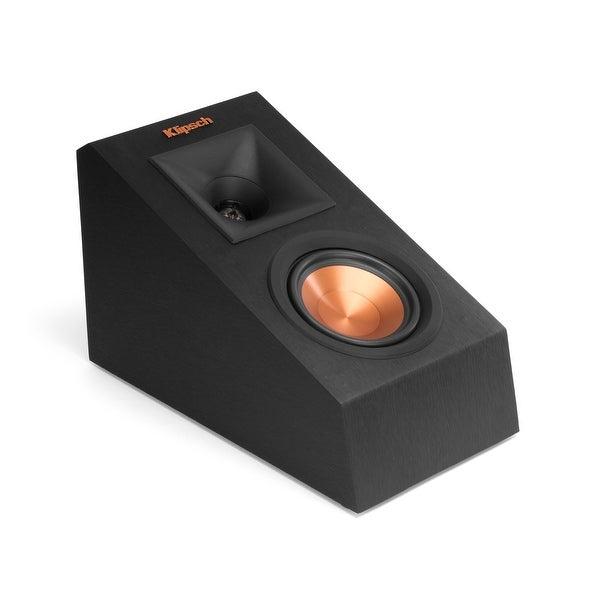 Klipsch RP-140SA Black Elevation Speakers - Pair