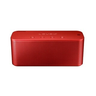 Samsung Level Box Mini Wireless Speaker - Red Wireless Speaker
