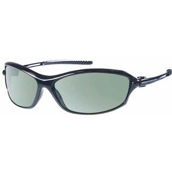 637e422314365 Shop Harley-Davidson Mens Kickstart Sunglasses Glossy Black