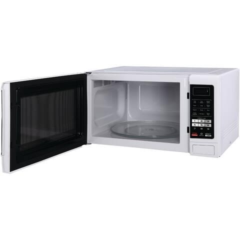 Magic chef mcm1611w 1.6 cf. cntertop microwave wht