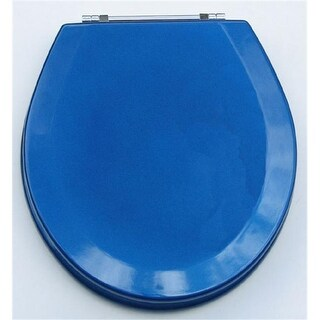American Trading House MDF-300 Premium Toilet Seat Blue