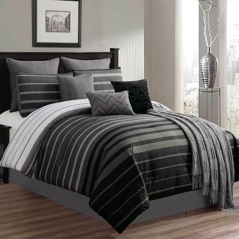 Riverbrook Home Barkley 10 Piece Comforter Set