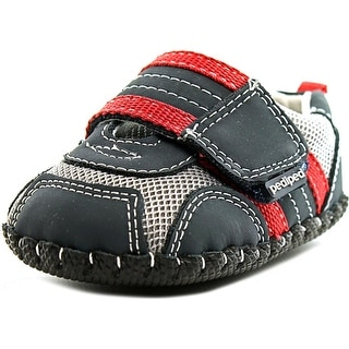 Pediped Adrian   Round Toe Canvas  Sneakers