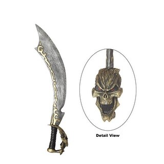 Pirate Cutlass Jack Sparrow Sword - 30''