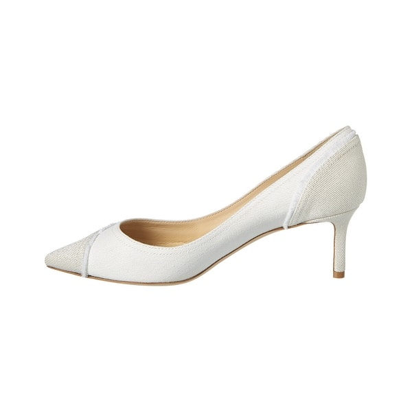 100% genuine wholesale price various styles Shop Jimmy Choo Romy 60 Canvas Pump - On Sale - Free Shipping ...