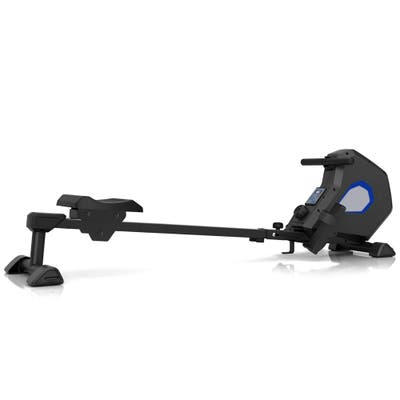 Foldable Magnetic Rower Rowing Machine, with 8 Resistance for Full Body Exercise