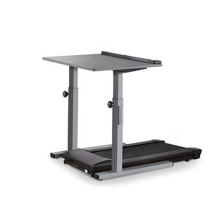 LifeSpan Fitness tr800-dt5 Treadmill Desk Exercise Workstation - Black