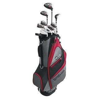 Wilson Profile XD Men's Complete Golf Club Set (Men - Right Hand)
