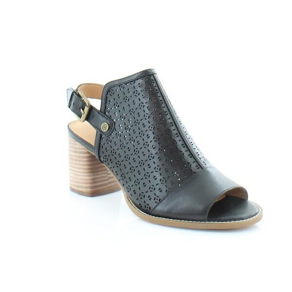 Tommy Hilfiger True Women's Sandals Black