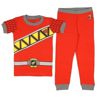 Intimo Saban's Power Rangers Dino Force Boys' Costume Pajama Set - Runs Small
