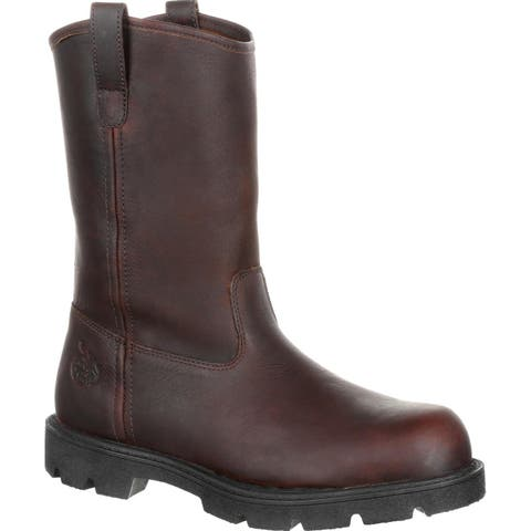 91c6fdc09a4 Buy Men's Boots Online at Overstock | Our Best Men's Shoes Deals