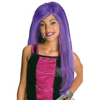 Rubies Monster High Spectra Costume Wig - Purple