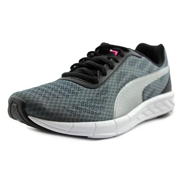 Puma Meteor Women Asphalt-Silver-Black Walking Shoes