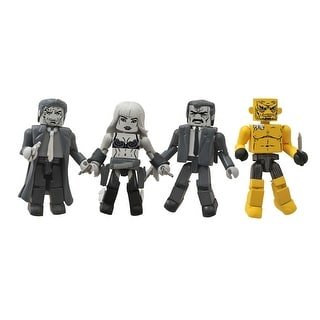 Sin City Minimates Series 1 Box Set