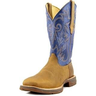 Durango DWDB035 Men Square Toe Leather Western Boot