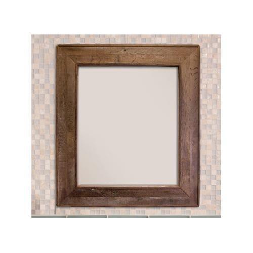 "Native Trails MR131 Chardonnay 29"" x 33"" Rectangular Wall Mounted Mirror"
