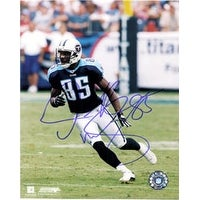Kevin Dyson Signed Tennessee Titans Music City Miracle