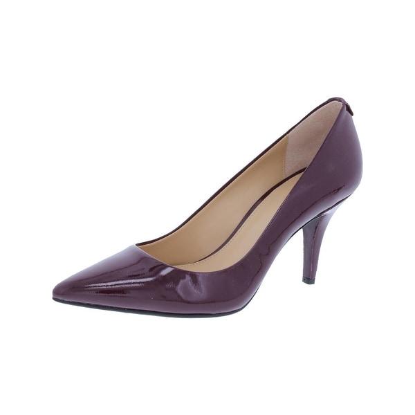 MICHAEL Michael Kors Womens MK Flex Dress Pumps Pointed Toe Heels - 6 medium (b,m)