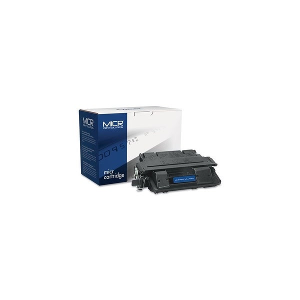 MICR Print Solutions C4127XM Toner Cartridge - Black 27XM Toner Cartridge
