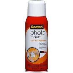 10.3Oz - Photo Mount Spray Adhesive