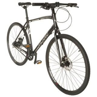 Vilano Diverse 4.0 Urban Performance Hybrid Road Bike, Belt Drive 8 Speed Shimano Alfine