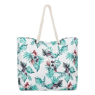Roxy Tropical Vide Tote 14x12.6x12.6 Cariban