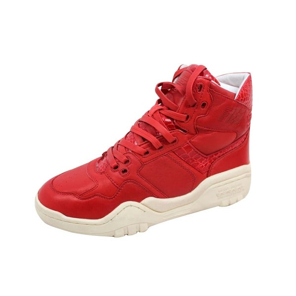 Pony Men's M110 X Ronnie Feig Red/Off White Kith 1710081 6RR Size 8