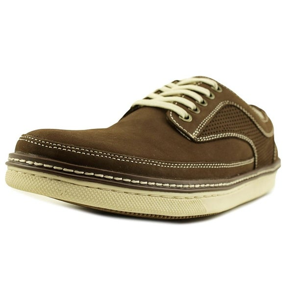 GH Bass & Co Tom Men Leather Brown Fashion Sneakers