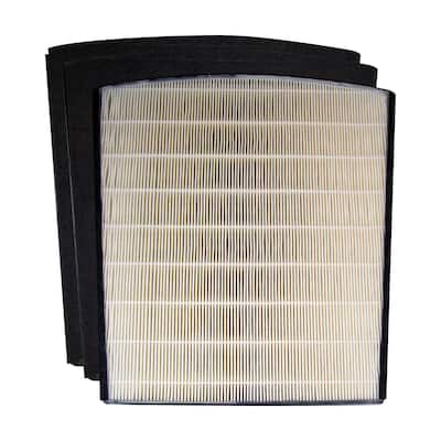 Hunter H-HF850-VP Replacement Air Purifier Filter Value Pack for Hunter HP850UV Series Air Purifier