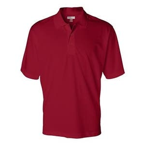 Augusta Sportswear Wicking Mesh Sport Shirt - Red - S