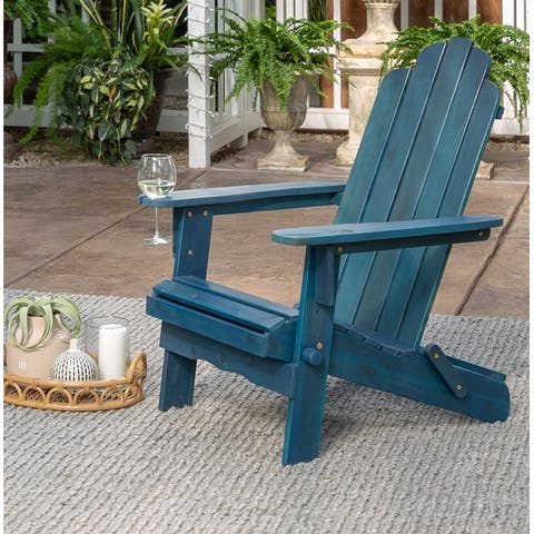 Surfside Folding Adirondack Chair by Havenside Home