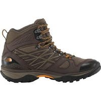 The North Face Men's Hedgehog Fastpack Mid GORE-TEX Shroom Brown/Brushfire Orange