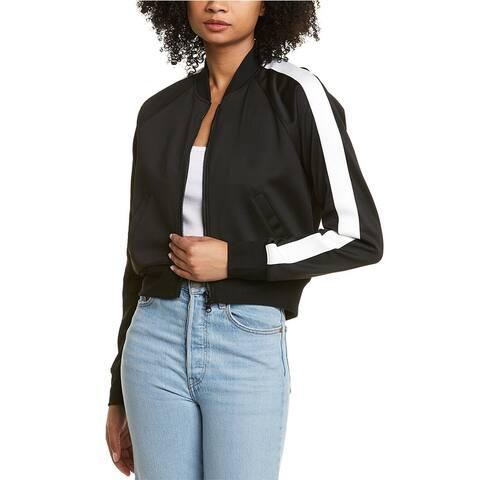 Pam & Gela Basic Cropped Track Jacket