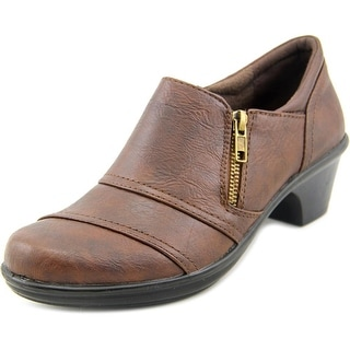Easy Street Bryson Women Round Toe Synthetic Clogs