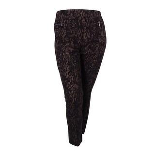 Style & Co. Women's Skinny Leg Comfort Waist Mid Rise Pants