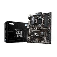 Msi - Components - Z370-A Pro
