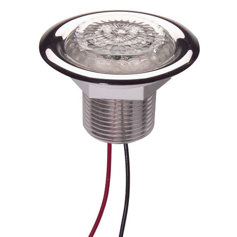 Innovative lighting 3 led starr light recess mount white