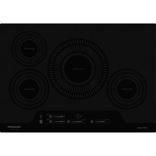 Frigidaire FGIC3066T 30 Inch Wide Built-In Electric Cooktop with Auto Sizing Pan
