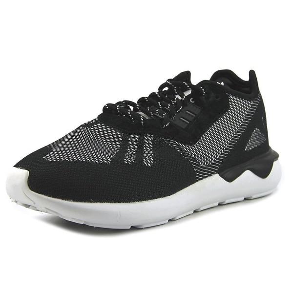 Adidas Tubular Runner Men Round Toe Synthetic Black Basketball Shoe