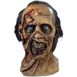 Trick or Treat Walking Dead W Walker Mask - beige