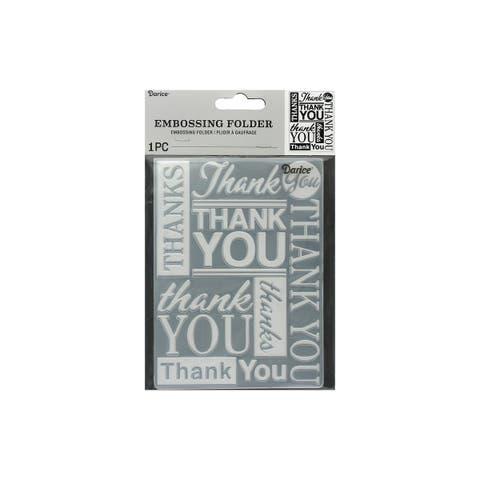 30041288 darice emboss folder thank you
