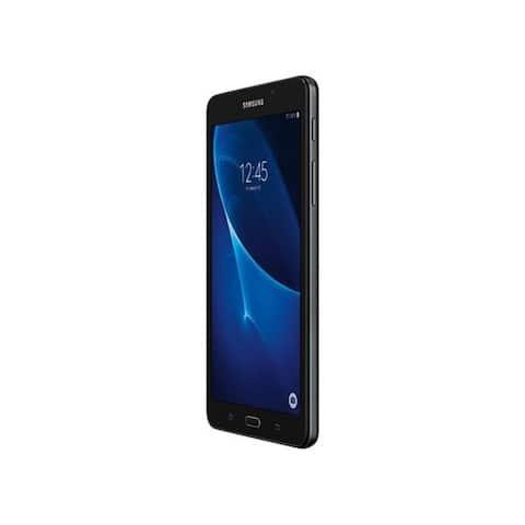 Samsung IT SM-T280NZKAXAR Galaxy A 7 in. 8 GB Tablet Black